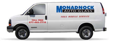 Monodnock Auto Glass Mobile Service